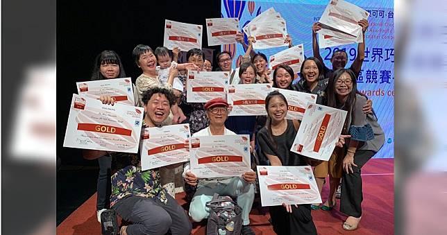 台灣之光!恭喜福灣拿下ICA世界巧克力大賽31項大獎 現在屏東跟台北都買到唷