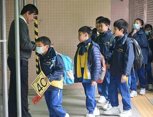 香港學校現正放假。資料圖片