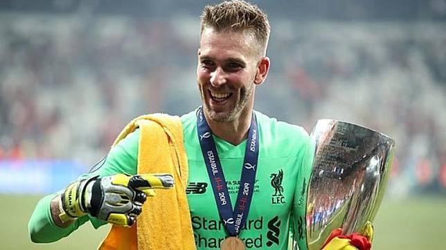 Adrian Kiper Liverpool yang Diragukan Tapi Jadi Pahlawan