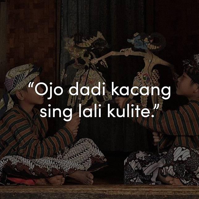 Kata Kata Bijak Jawa Kuno Tentang Kehidupan Cikimmcom
