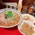 ガパオ&ヌードル - 実際訪問したユーザーが直接撮影して投稿した西新宿タイ料理バンコク屋台 カオサン ルミネ新宿店の写真のメニュー情報