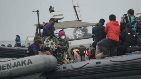 Panglima TNI: Kami Sudah Temukan Lokasi Black Box Sriwijaya Air (1)