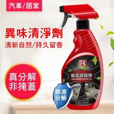 【BOTNY汽車/居家】異味清淨劑 360ML 洗車場 冷氣 空調 芳香 除臭 消臭 異味