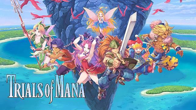 Trials of Mana Sajikan 01