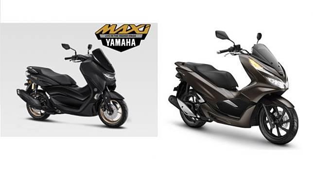 Yamaha NMAX 2020 vs Honda PCX 150