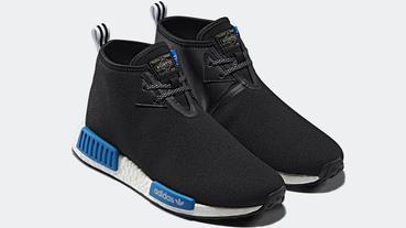 新聞分享 / 日式簡約 adidas Originals by PORTER NMD C1 國外現已登場