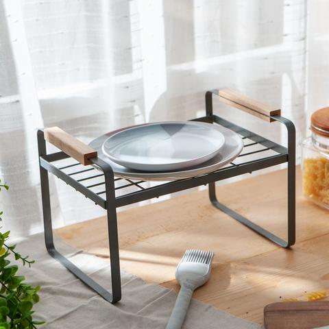 ‧鐵藝噴漆,時尚加分‧鐵材設計,穩固耐用‧分類收納,整潔美觀