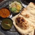 Bセット - 実際訪問したユーザーが直接撮影して投稿した新宿インド料理Indian Cuisine&Bar グランドダージリン 新宿店の写真のメニュー情報