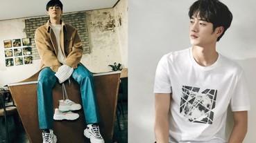 衣服總是穿膩、無靈感?用「黑、白、丹寧」單品,打造韓系極簡風格