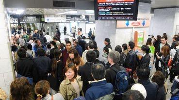 如何應對電車停止服務而不失霸氣?