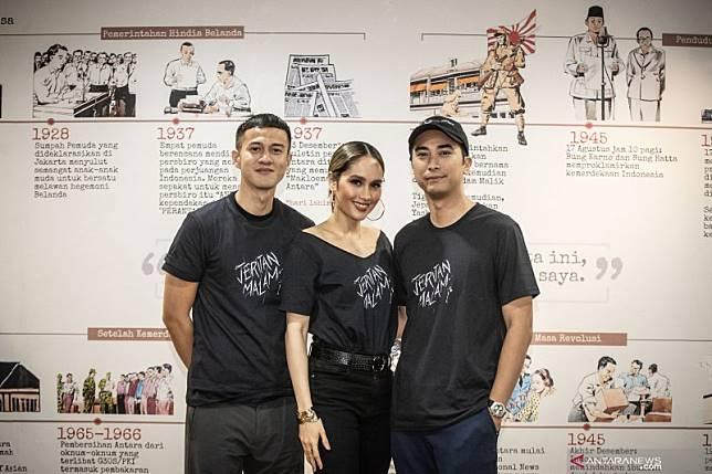 Cinta Laura rela tinggalkan karir di Amerika demi Indonesia