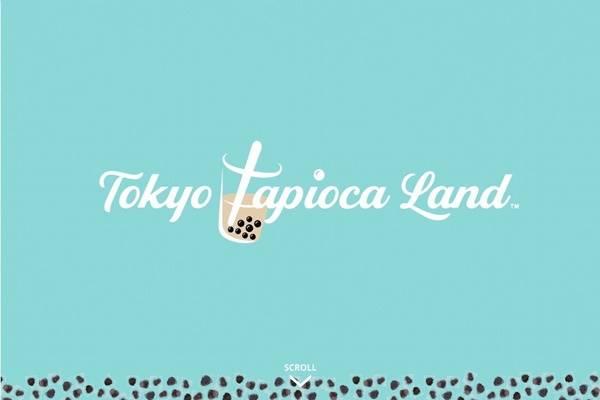 """""""Tokyo Tapioca Land"""" สวรรค์ของคนรักชานมไข่มุก พร้อมเปิดแล้วที่ฮาราจูกุสิงหาฯนี้"""
