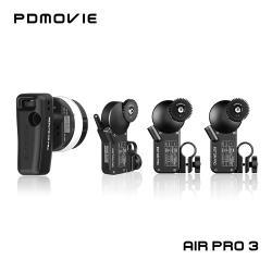 ◎手輪無限控制器擁有75mm焦點控制 ◎CNC鋁合金和彈性POM材質,防滑、耐摔 ◎支援熱插拔,快速更換電池,1顆持續12小時種類:相機/攝影機週邊類型:影像控制器型號:PDMoviePD4-S3內容