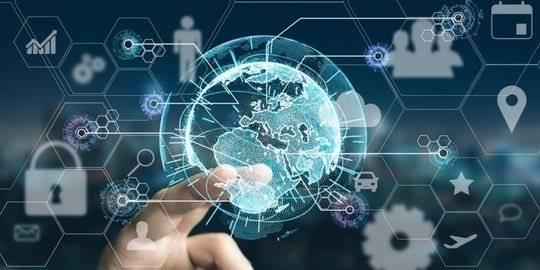 Ilustrasi Ekonomi Digital. ©2018 cigionline.com