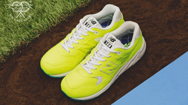 "網壇經典 / mita sneakers x New Balance MRT580 ""The Battle of Surfaces"""