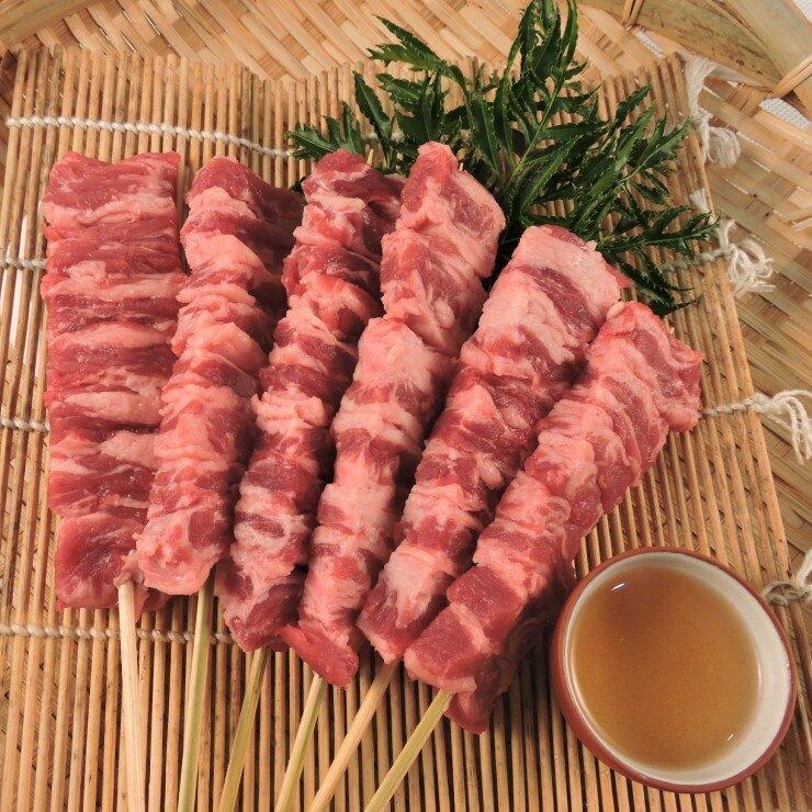 《阿宗師御膳房 》雪花牛肉串 露營 烤肉 串燒 中秋節 6串