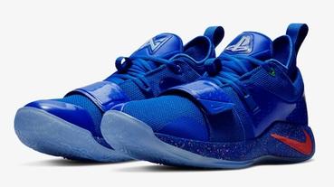 新聞分享 / 沒買到初版聯名嗎?Nike PG 2.5 x PlayStation 新配色來襲