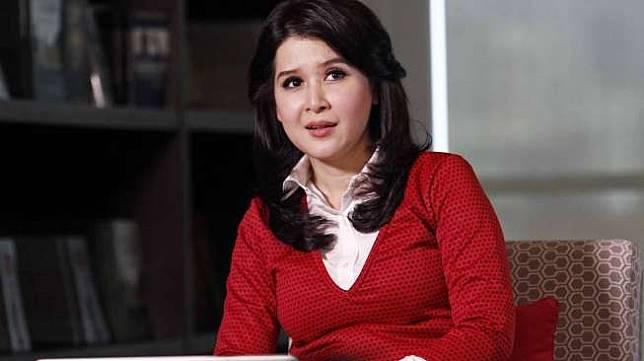 Ketua Umum PSI, Grace Natalie (suara.com/Kurniawan Mas'ud)