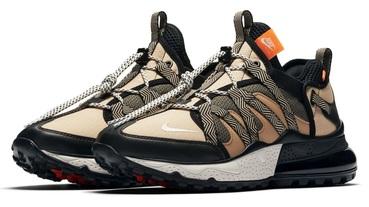 新聞分享 / 大氣墊的戶外風格 Nike Air Max 270 Bowfin 多色曝光