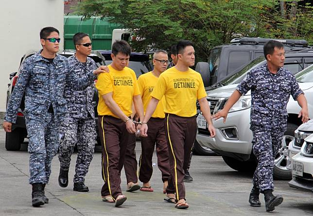 Families Of Hong Kong Men Jailed For Life In Philippines On Drugs