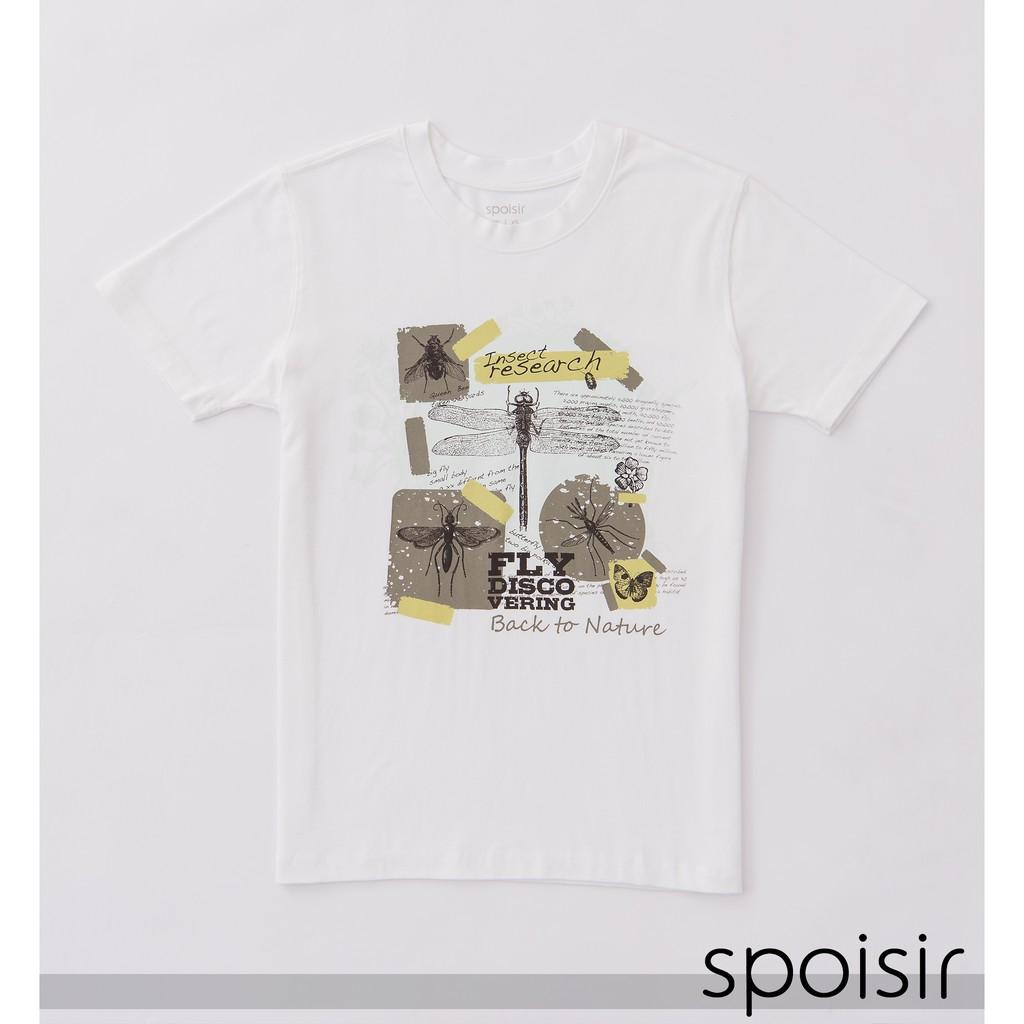 spoisir 健康機能棉休閒衣系列 | 天然棉舒適觸感+ 吸濕排汗 + 抑菌消臭, 從布料到選制、圖案印制、成衣製作, 完全100% 台灣製造.