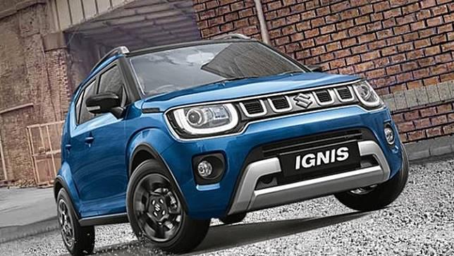 Suzuki resmi meluncurkan Ignis terbaru untuk pasar otomotif India