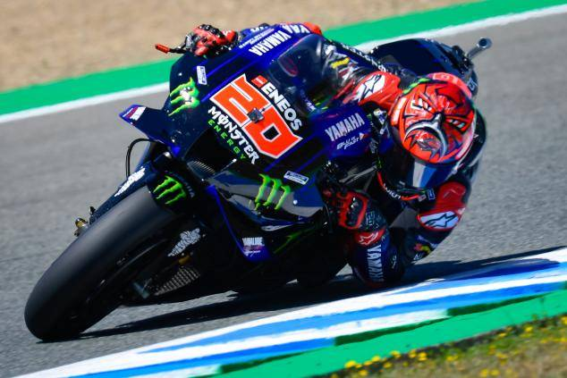 Quartararo Berharap Fit untuk MotoGP Prancis 2021 Usai Operasi
