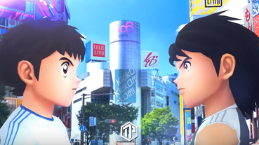足球小將《TSUBASA +》遊戲影片正式發佈!