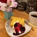 お菓子 - 実際訪問したユーザーが直接撮影して投稿した四谷三栄町コーヒー専門店トラノコの写真のメニュー情報