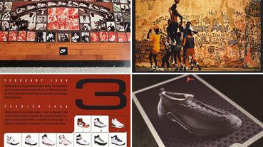 經典回顧 / Jordan 鞋卡歷史