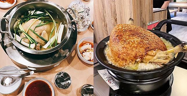 冬天吃雞補補身~韓式雞湯料理5家,人蔘鍋巴都有好豐富