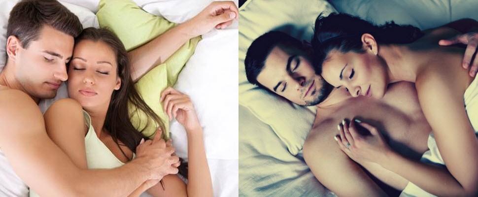 5種雙人睡姿,讓你輕鬆知道男友愛你有多深❤
