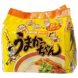 うまかっちゃん 5食パック