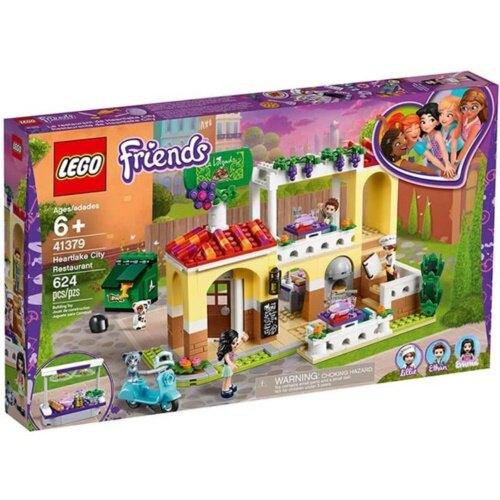 樂高LEGO 41379 Friends 姊妹淘系列 - 心湖城餐廳