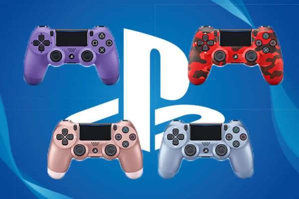 PS4 dan Sony Rilis Dualshock Baru yang Penuh Warna