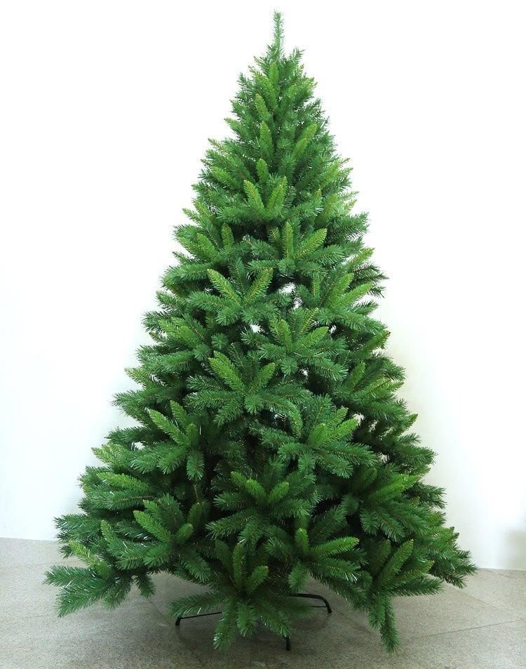 聖誕節 裝飾品聖誕樹1.2米350頭特密裸光樹120cm櫥窗布置
