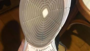 網友 呂育鑫 鞋評 / Nike Zoom Rize