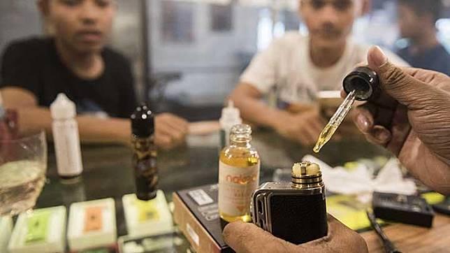 Studi, 11 Persen Pelajar SMA Terancam Bahaya Rokok Elektronik