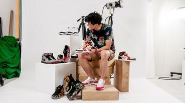#鞋族戰紀 / 球鞋攝影師「TONY」