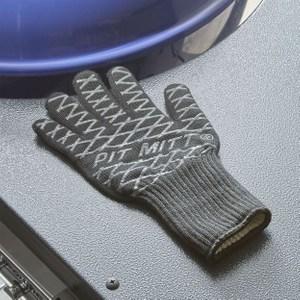 芳綸手套 棉質內襯 矽膠握紋 抗熱至華氏425度 手洗