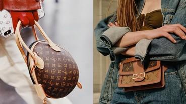 錢包又要失守!4 款今季Louis Vuitton必買袋款 「 恐龍蛋 」超吸睛