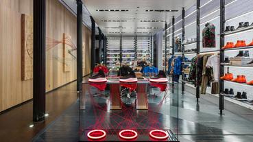 創新體驗 / Nike 全新概念店鋪 NikeLab 預覽