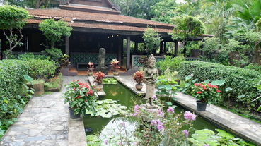 【泰國 曼谷景點】庫克里特博物館M.R. Kukrit's House