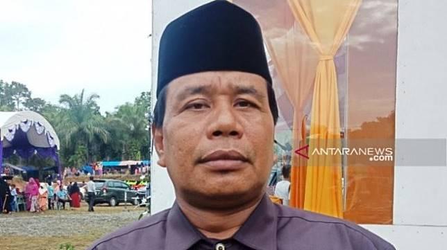 Ketua MPU Kabupaten Aceh Barat Teungku Abdurrani Adian. [Antara]