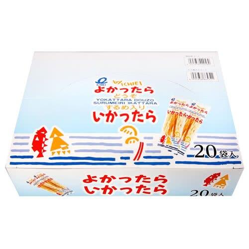 日本原裝 一榮 鱈魚雙色絲 鱈魚絲 雙色鱈魚絲 雙味鱈魚絲 鱈魚魷魚絲 20入 2019.08.18_櫻花寶寶