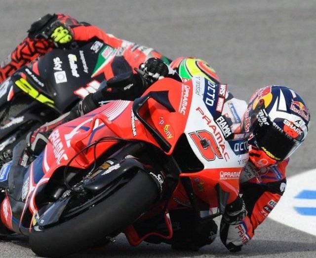 Johann Zarco Kurang Puas dengan Hasil Kualifikasi MotoGP 2021