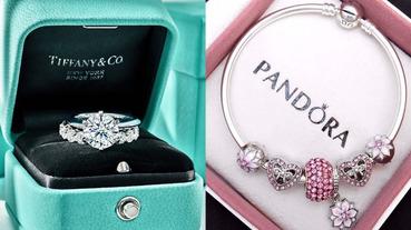 根本回憶殺!Tiffany、潘朵拉⋯那些年「國高中女生必追」的 3 大珠寶品牌,哪個才是你的最愛?