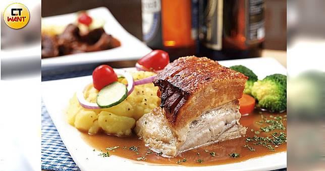 【味蕾遊列國1】巴伐利亞BAVARIA 天龍國家鄉酒菜