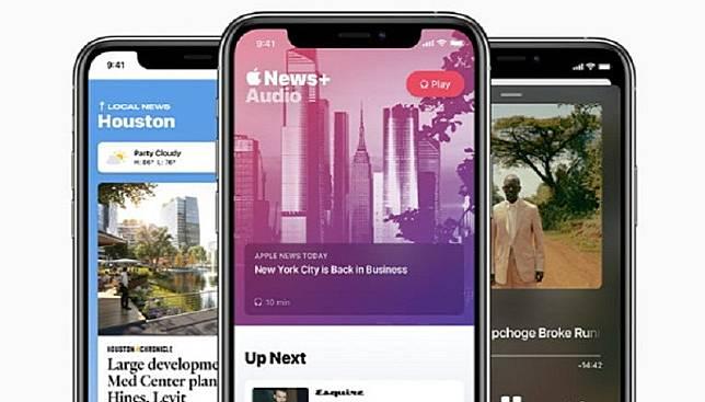 Apple News (Foto: Apple)