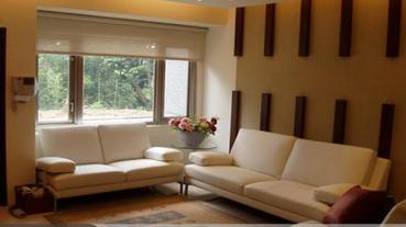 創造自然休閒風格的五種好用建材